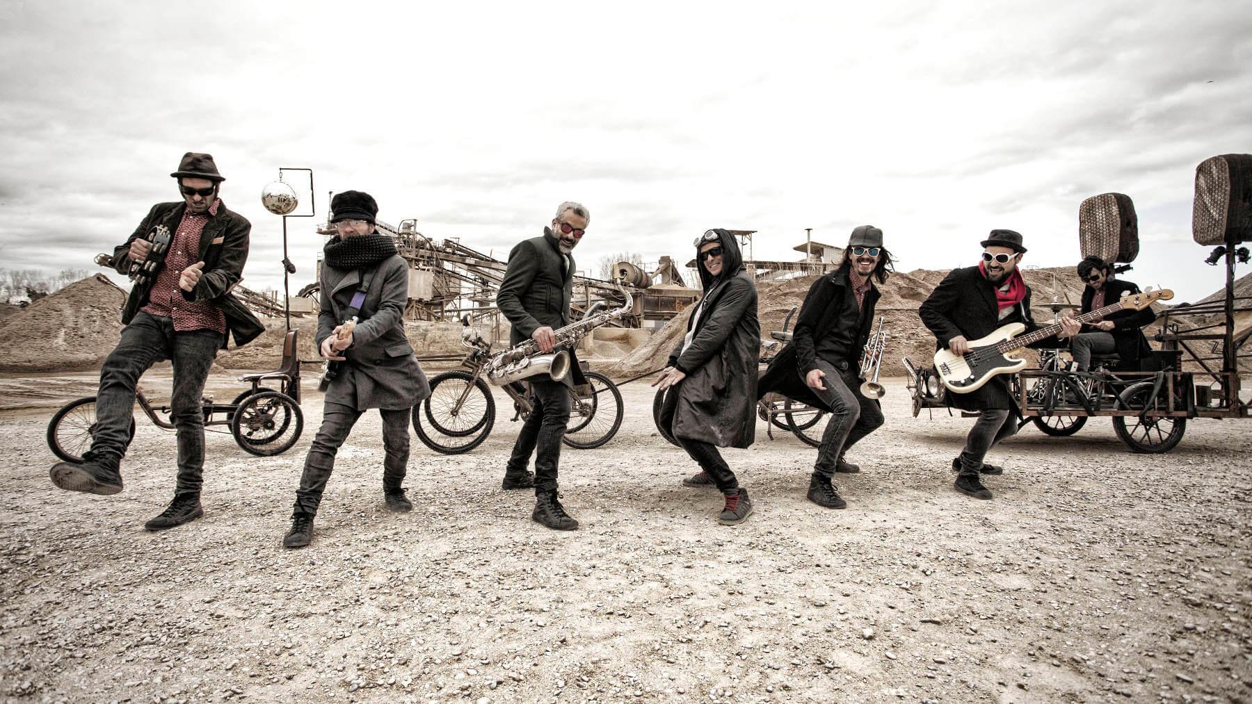 LaDinamo Funky Bike Band